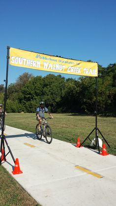 After two years of work, the new Southern Walnut Creek Hike and Bike Trail opened in East Austin Saturday.