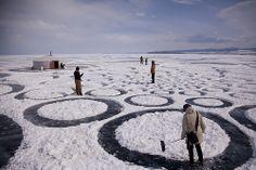 Jim Denevan: Art In Progress