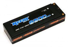 NEW! Reedy 6500mAh 65C 7.4V LiPo