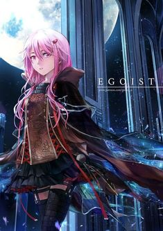 Inori Yuzuriha [Guilty Crown] – Top Of The World Beautiful Anime Girl, I Love Anime, Awesome Anime, Guilty Crown Wallpapers, Character Art, Character Design, Fan Art Anime, Sun Projects, Inori Yuzuriha