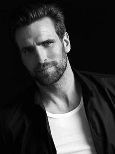 Stefan Kristensen beard model