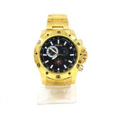 Relógio Invicta Ouro