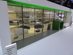 Skoda Showroom Modell 1:20, Auto-Salon Genf