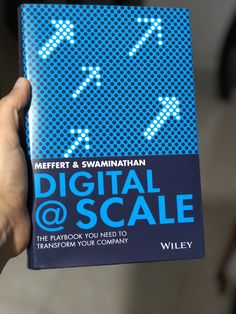 Digital at Scale