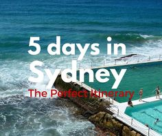 What are the best things to do when travelling to Sydney? This 5 day itinerary by travel blogger Silke is a great guide to get the most of your stay.
