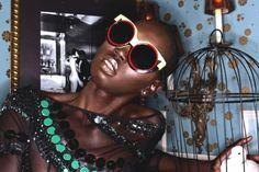 Coco & Breezy : une collection de lunettes nommée « Omorose »