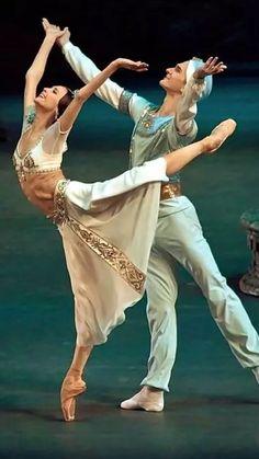 Svetlana Zakharova-La Bayadere-Bolshoi Ballet