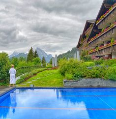 A First Class Experience: ERMITAGE Wellness and Spa-Hotel – SWITZERLAND First Class, Hotel Spa, Switzerland, Wellness, Outdoor Decor