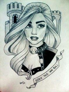 Lady Gaga - Born This Way Ball