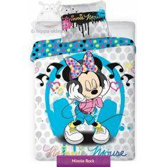 Minnie Mouse rock singer kids bedding | Pościel Myszka Minnie Rock