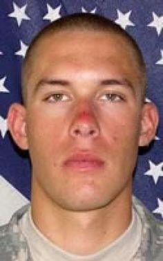 Army Spc. Brandon A. Meyer, 20,   of Canyon   died Jan. 28, 2008.