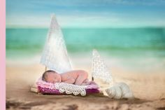Outdoor newborn beach photography session | Halo   newborn photography Perth Photography