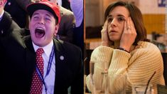 Half of America is celebrating the Trump win, and the other half is mourning the Clinton loss. How can they go back to living with each other?