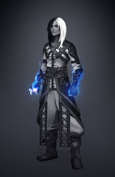pos'le. adherent/cleric/follower of Hel