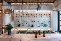 Feeling Better: Molecure Pharmacy in Taiwan by Waterfrom Design | Yatzer