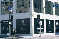 Shoe Surgeon pop-up  inside Nike LA.