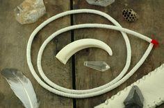 Snow White African Vinyl Record Disc Beads / 5x.5mm / Tribal Boho Fashion, Craft, Jewelry Making Supplies / Winter, Snow White, Rare Heishi
