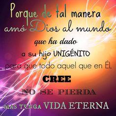 #biblia #God #juan Juan 3:16