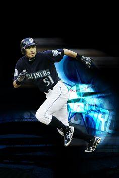 Ichiro Suzuki Ichiro Suzuki, Seattle Mariners, Mlb