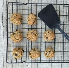 Check out this healthy yet delicious Wheat Oatmeal Raisin Cookie recipe our friends @Pulsehealth shared on their Instagram account today. The cookies use coconut oil, flaxseed, and of course raisins! #12DaysOfChristmasCookies Oatmeal Raisin Cookies, Flaxseed, 12 Days Of Christmas, Coconut Oil, Friends, Healthy, Check, Desserts, Recipes