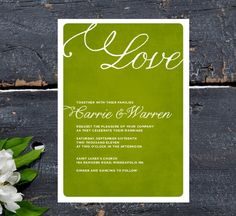 I'm fond of the simpler wedding invites. too much fancy shtuff isn't as fun to me!!