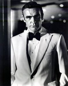 Sean Connery as James Bond from Diamonds Are Forever