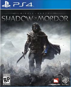 Middle Earth: Shadow of Mordor want this awsome lord of the rings game