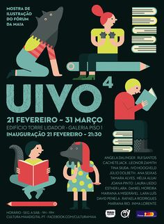 UIVO - POSTER on Behance