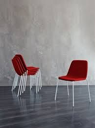 Image result for viccarbe klip chair with casters