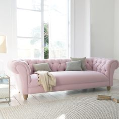 so_you_Young_Bean_Chesterfield_Vintage_Luxury_Deep_British_Sofa