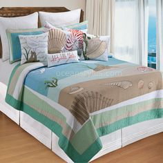 Whispering Sands Bedding | OceanStyles.com