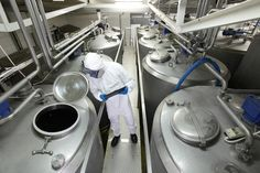 Stainless steel are utilized for their special qualities in the CHEMICAL INDUSTRY