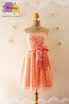 Pink Old Rose Lace Dress Gorgeous Party Prom Dress Lace Bridesmaid Dress Wedding Cocktail Dinner Evening Dress ONE OF A KIND Size S