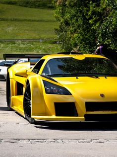 Gumpert Apollo #provestra