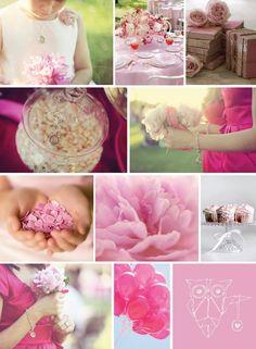 Bridesmaid locket