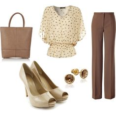 Business Fashion, created by kimberly-marshall-tewksbury