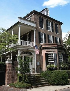 Image result for federalist/charleston style homes