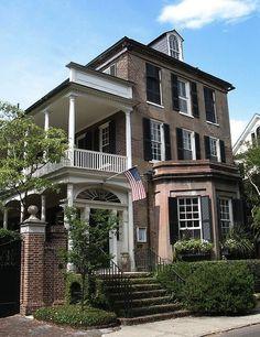 Charleston Side Hall