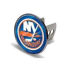 New York Islanders NHL Laser Cut Hitch Cover