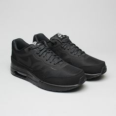 Nike Air Max 1 Premium Tape Reflective Black/Black Silver-Anthracite