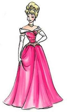 There are Amazing Disney Princess Concept Dresses