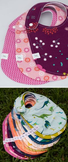 Charlie Bibs | Hemming Birds Boutique.  Fun, fashionable, functional! Great unique gift for boys and girls.