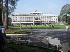 Reunification Palace - Ho Chi Minh City
