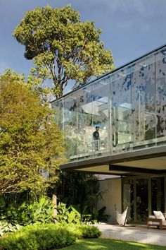 A.B House by Andrade Morettin Arquitetos Associados