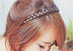 Braid hairband