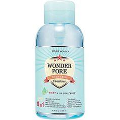 Rank & Style - Etude House Wonder Pore Fresher Skin Toner #rankandstyle