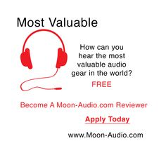 Moon Audio Music & Gear Lover Reviewer Contest - ends soon apply today.