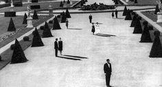El año pasado en Marienbad (L'annèe dernière à Marienbad, Alain Resnais, 1961)