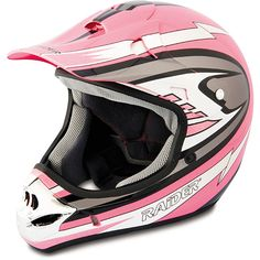 Raider Adult MX 3 Helmet