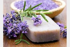 Your Own Soap! Make your own soap! - Farmers' Almanac - Save money with this fun, easy craft!Make your own soap! - Farmers' Almanac - Save money with this fun, easy craft! Diy Savon, Lavender Soap, Lavender Fields, Lavender Blue, Organic Soap, Milk Soap, Soap Recipes, Home Made Soap, Handmade Soaps